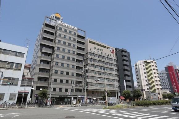 ビジネスホテル サンプラザ/外観