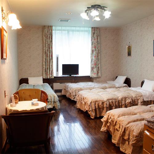 阿仁の森 ぶなホテル/客室