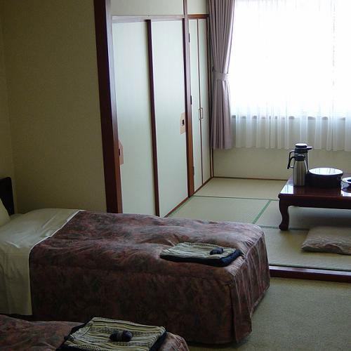 くっちゃん温泉 ホテルようてい/客室