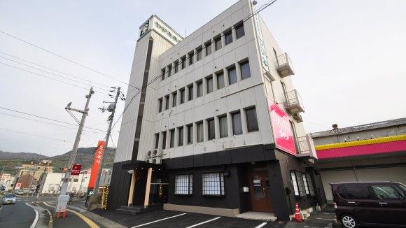 ビジネスホテル ヤマキ<愛媛県>/外観