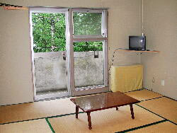 白樺湖ユースホステル/客室