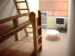 Hostel 沖縄 リトルアジア Guest House/客室
