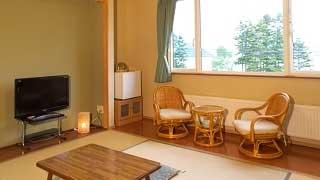 温泉旅館 いこい荘/客室