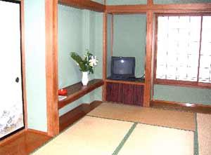 民宿 下隠居/客室