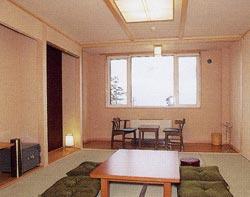 十勝岳温泉 カミホロ荘/客室