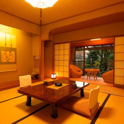 箱根湯本温泉 玉庭/客室