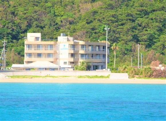 ケラマビーチホテル <座間味島>/外観