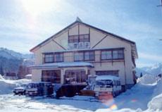 岩原観光温泉 ロッヂ 雪ん子/外観