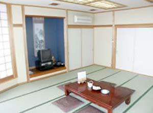 菊鹿温泉旅館 花富亭/客室