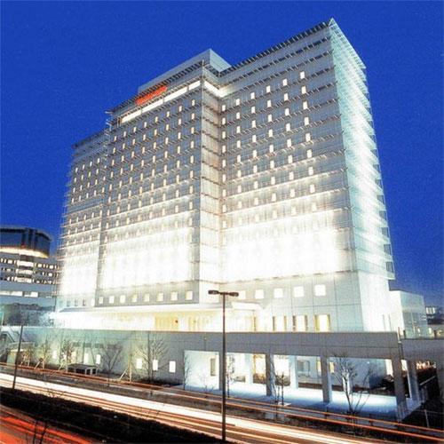 関西エアポートワシントンホテル/外観