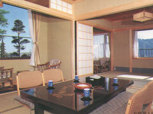 フォレストリゾート 湯河原温泉 ホテル城山/客室