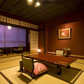 加賀屋グループ 料理旅館 金沢茶屋/客室