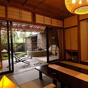 飛騨亭 花扇/客室