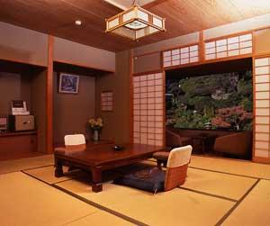 徳島グランドホテル偕楽園/客室