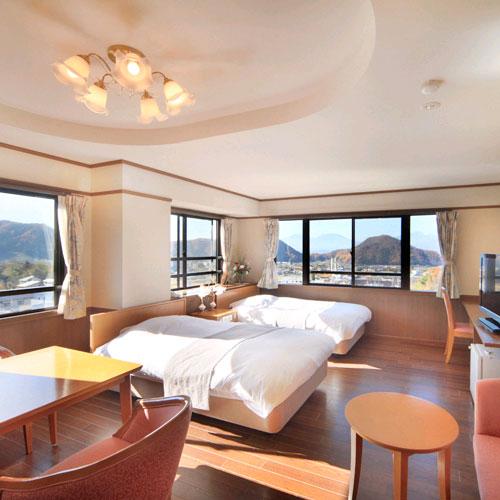 湯田中温泉 ホテル椿野/客室