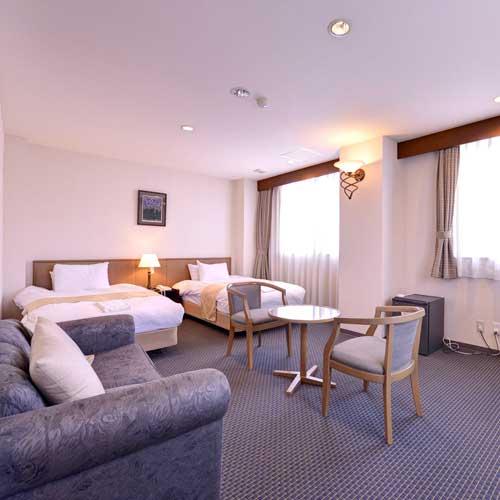ホテルニューパレス/客室