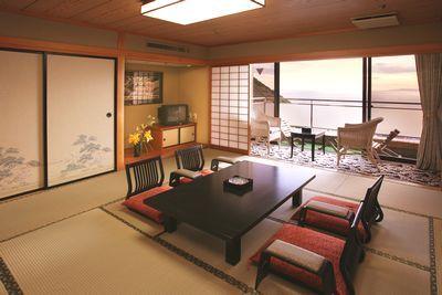 鴨川ヒルズリゾートホテル/客室