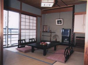赤崎温泉 女島館/客室