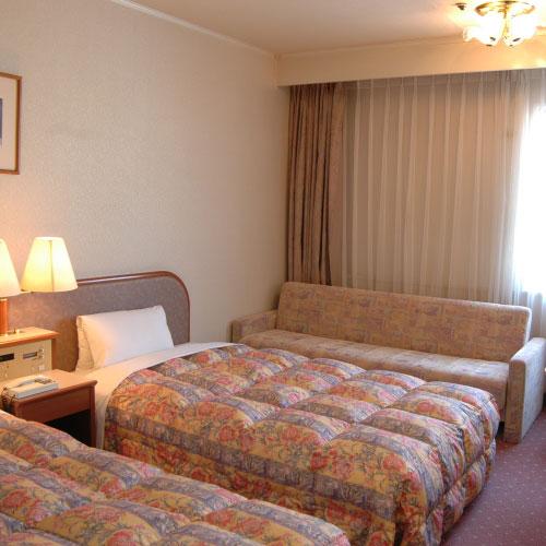 松阪シティホテル/客室