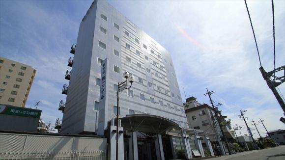 新狭山第一ホテル/外観