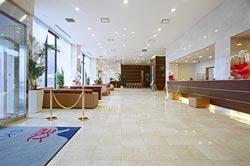 Rホテルイン北九州エアポート(旧スカイホテル 苅田)/客室