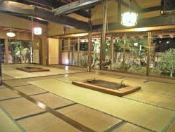 炭の宿 リバーサイドホテル昼神/客室