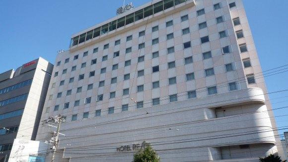 ホテルリソル函館/外観