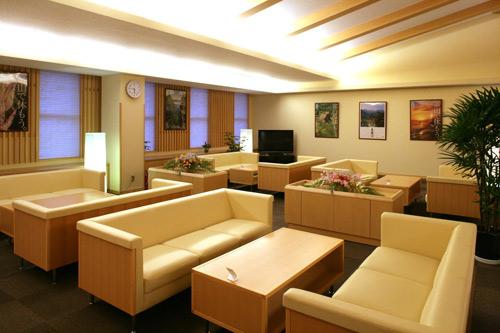 五箇山温泉 国民宿舎 五箇山荘/客室