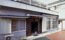 旅館 ふもと屋 <神津島>/外観