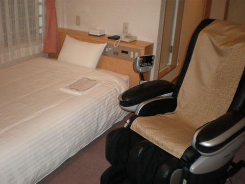 B&Bパークホテル鹿児島アネックス/客室