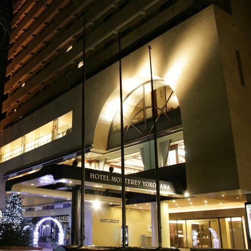 ホテルモントレ横浜/外観