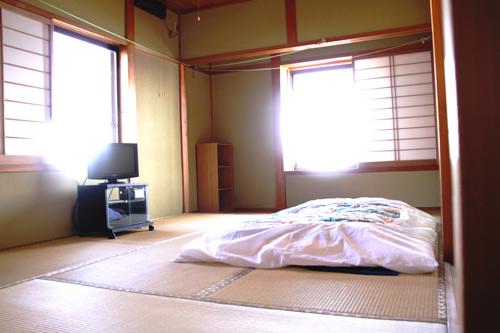上山旅館/客室