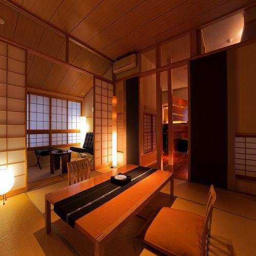 修善寺温泉 ねの湯 対山荘/客室