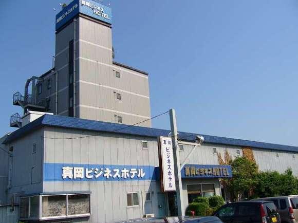 真岡ビジネスホテル/外観