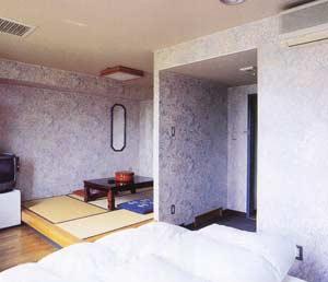 真岡ビジネスホテル/客室