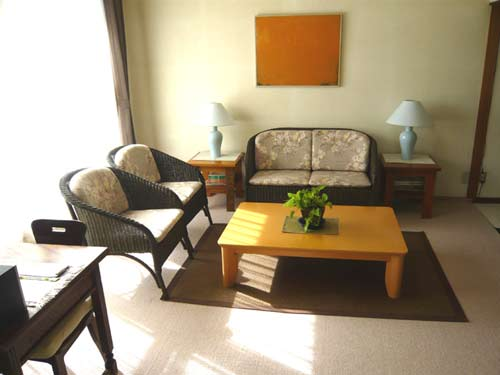 絵織の丘 レンタルハウス/客室