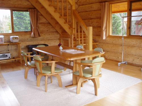 Rental Log Cottage West Village/客室