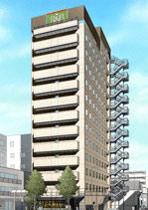 R&Bホテル 蒲田東口/外観