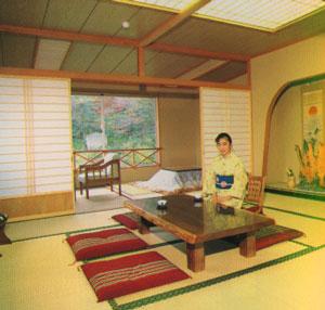 塩沢温泉湯川荘/客室