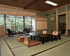 自然林調和の宿 ホテル 山田屋/客室