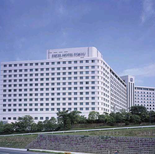 成田エクセルホテル東急/外観