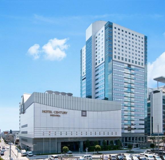 ホテルセンチュリー静岡/外観