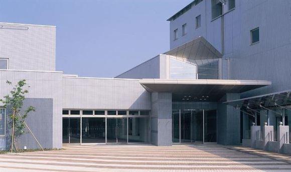 川崎国際交流センターホテル/外観