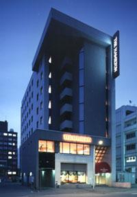 ホテル ハミルトン札幌/外観