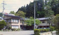 渋温泉 ふる里の宿 天川荘/外観