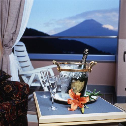富士河口湖温泉 湖のホテル/客室