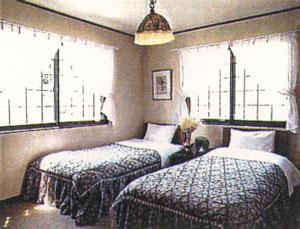 ペンション ブラン・エ・ヴェール/客室