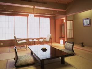 弥彦温泉 四季の宿 みのや/客室