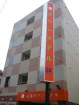 広島タウンホテル/外観