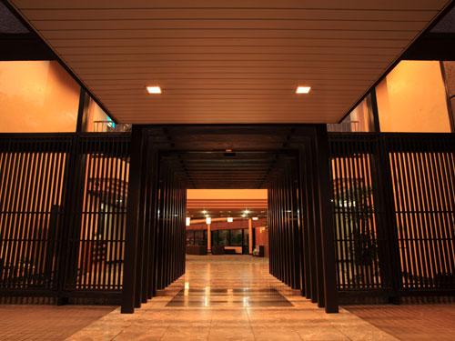 阿蘇内牧温泉 阿蘇ホテル 一番館・二番館/外観